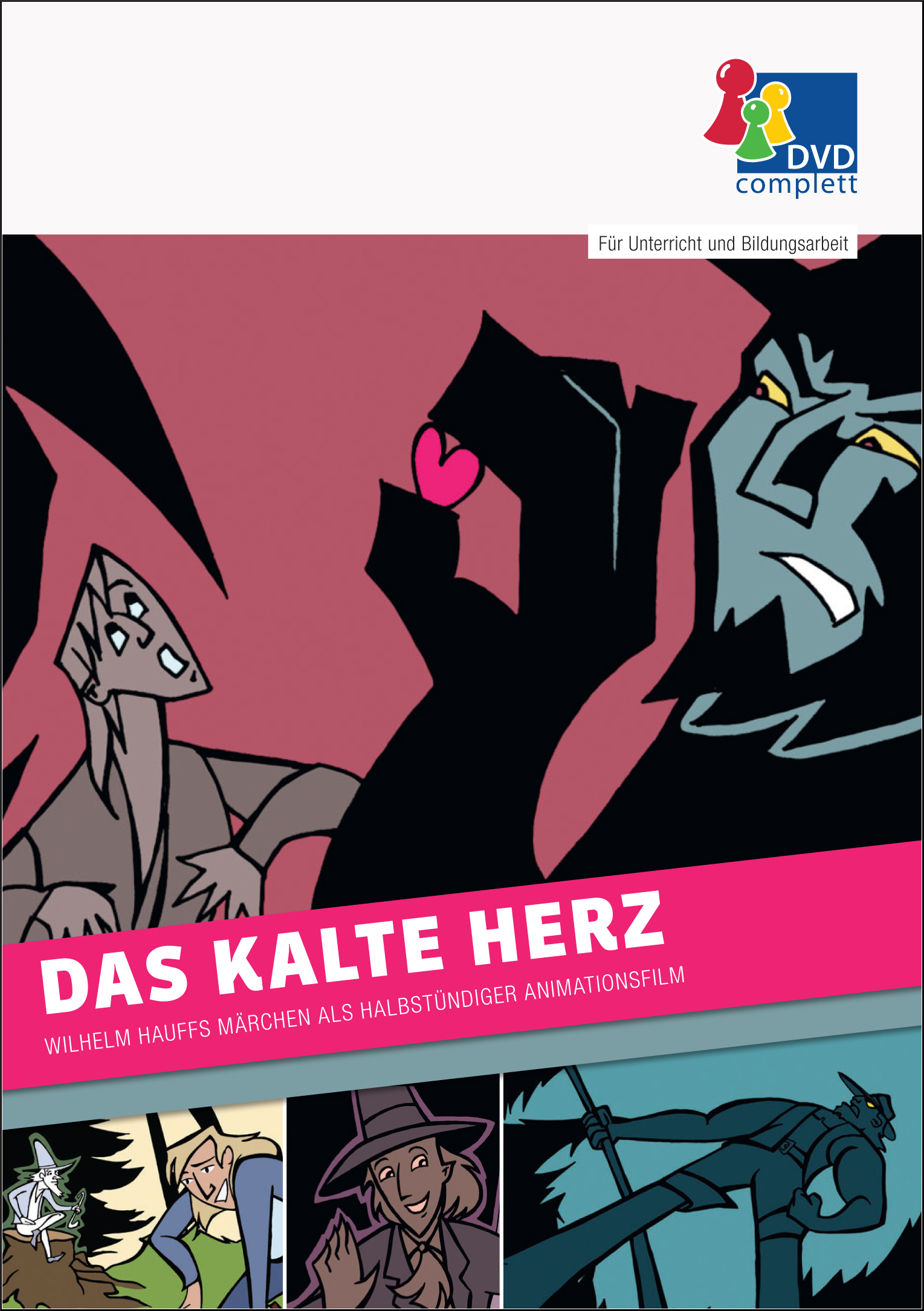 Animationsfilm Deutsch: Das kalte Herz